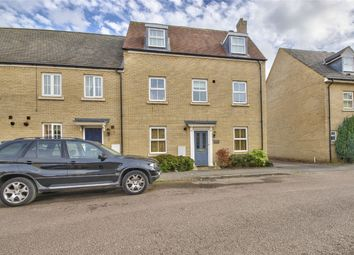 Thumbnail 3 bed end terrace house for sale in Christie Drive, Hinchingbrooke, Huntingdon, Cambridgeshire
