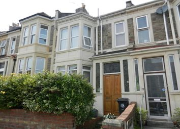 Thumbnail 3 bed terraced house for sale in Withleigh Road, Knowle, Bristol
