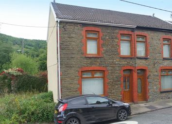 Thumbnail 4 bed end terrace house for sale in Heol Y Coed, Glyncorrwg, Port Talbot