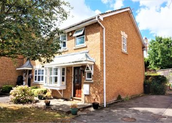 Thumbnail 3 bed semi-detached house for sale in Constable Close, Keynsham