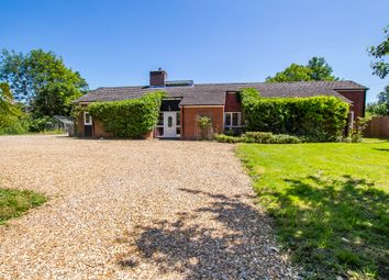 Thumbnail 5 bed detached bungalow for sale in East Drive, Highfields Caldecote, Cambridge