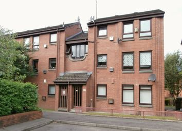 Thumbnail 1 bed flat for sale in Budhill Ave, Budhill, Glasgow