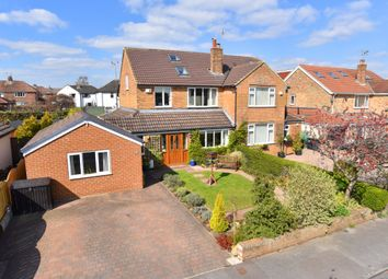 Thumbnail 4 bed semi-detached house for sale in Almsford Oval, Harrogate