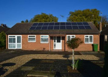 Thumbnail 3 bed bungalow for sale in Knights End Road, Knights End, March