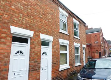 Thumbnail 2 bed terraced house to rent in Hastings Street, Loughborough
