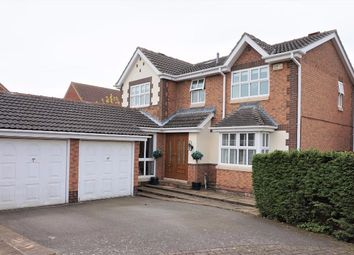 Thumbnail 5 bed detached house for sale in Adelphi Court, Grimsby