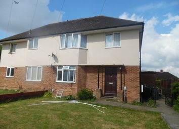 Thumbnail 1 bed flat for sale in Mentmore Close, High Wycombe