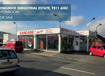 Thumbnail Industrial for sale in Redcar Road, Marske-By-The-Sea, Redcar