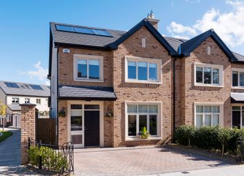 Thumbnail 4 bed semi-detached house for sale in 24 Chelmsford Manor, Celbridge, Co. Kildare