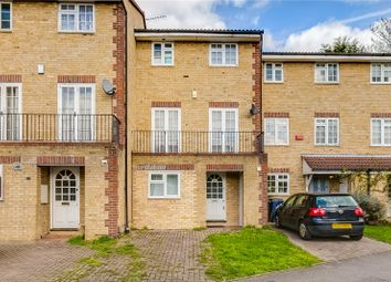 Thumbnail 3 bed terraced house for sale in Worcester Drive, Chiswick, London