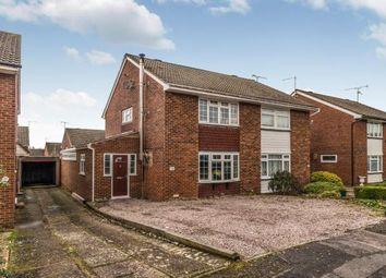 Thumbnail 3 bed semi-detached house for sale in Lockington Close, Tonbridge, Kent