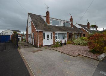 Thumbnail 3 bed semi-detached house for sale in Adam Avenue, Great Sutton, Ellesmere Port
