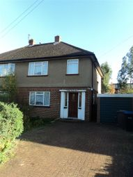 Thumbnail 4 bed property to rent in The Crescent, Egham