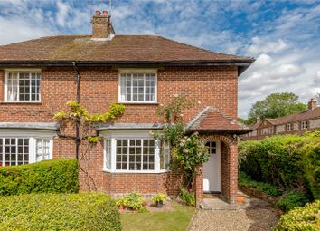 Thumbnail 3 bedroom detached house for sale in New Cottages, Avington, Winchester, Hampshire