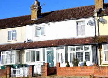 Thumbnail 2 bed terraced house for sale in Sheep Walk, Shepperton