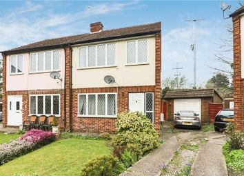 Thumbnail 3 bed semi-detached house for sale in Fairway Close, West Drayton