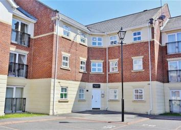 Thumbnail 2 bed flat to rent in Leopold House, Albert Court, Sunderland