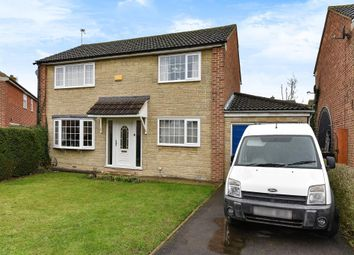 Thumbnail 3 bed detached house for sale in St. Hughs Close, Bicester