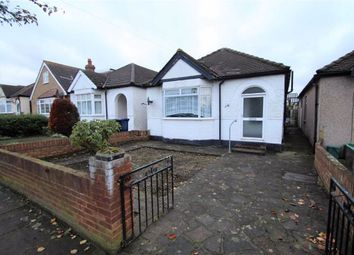 Thumbnail 2 bed detached bungalow for sale in Marnham Crescent, Greenford, Middlesex