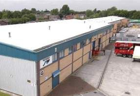 Thumbnail Light industrial to let in Eccles, Manchester