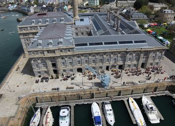 Thumbnail Studio for sale in Royal William Yard, Stonehouse, Plymouth