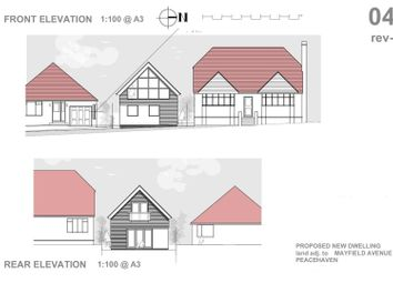 Land for sale in Mayfield Avenue, Peacehaven BN10
