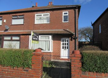 Thumbnail 3 bed semi-detached house to rent in Lambeth Road, Stockport