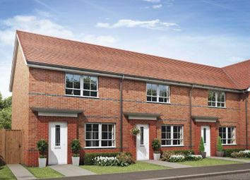 "Thumbnail 2 bed terraced house for sale in ""Roseberry"" at St. Benedicts Way, Ryhope, Sunderland"