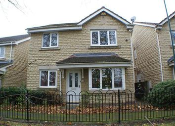 Thumbnail 4 bed detached house for sale in Carr House Mews, Consett