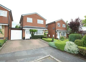 Thumbnail 3 bed detached house for sale in Hambleton Place, Knypersley, Biddulph