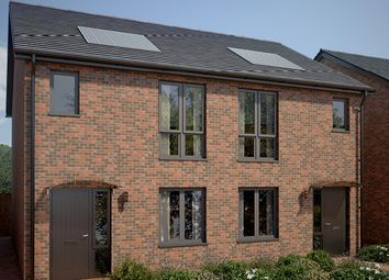 Thumbnail 2 bed semi-detached house for sale in The Elham, Godington Way, Ashford, Kent