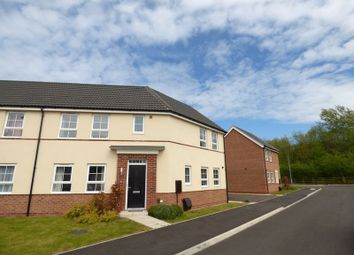 Thumbnail 3 bed semi-detached house for sale in Bircher Way, Hucclecote, Gloucester