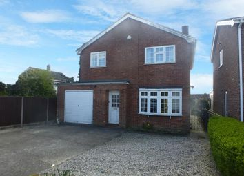 Thumbnail 4 bedroom detached house to rent in Dereham Road, Shipdham, Thetford