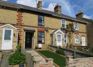 Thumbnail 2 bed terraced house to rent in The Terrace, Bury, Ramsey, Huntingdon