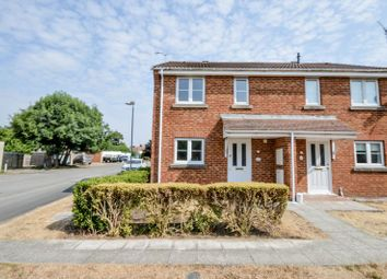 Thumbnail 3 bed end terrace house for sale in Marsh Farm Lane, Swindon