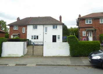 Thumbnail 2 bed semi-detached house for sale in Rookwood Crescent, Osmondthorpe