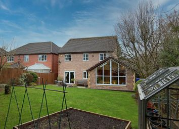 Thumbnail 4 bed detached house for sale in Oaktree Road, Trentham, Stoke-On-Trent