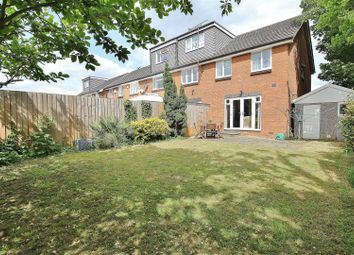 Thumbnail 3 bed property to rent in Percheron Close, Isleworth