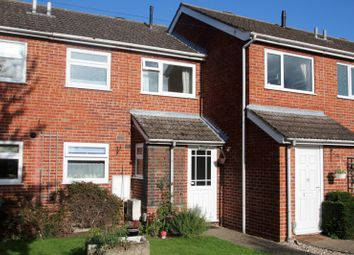 Thumbnail 2 bedroom terraced house to rent in Chequer Street, Fenstanton, Huntingdon