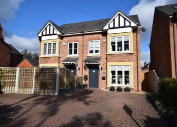 4 bed semi-detached house for sale in 44B, Chester Road, Poynton SK12