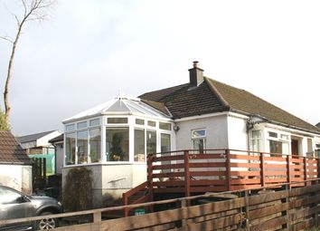 Thumbnail 3 bed detached bungalow for sale in Manse Brae, Lochgilphead, Argyll