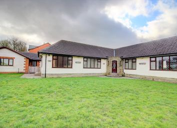 Thumbnail 5 bed bungalow for sale in Mottram Road, Stalybridge