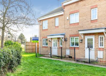 Thumbnail 3 bed end terrace house for sale in Buckthorn Road, Hampton Hargate, Peterborough