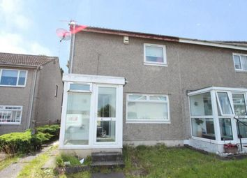 Thumbnail 2 bed end terrace house for sale in Hillview Road, Elderslie, Johnstone, Renfrewshire