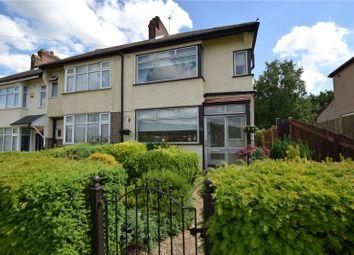 Thumbnail 3 bed end terrace house for sale in Lullingstone Avenue, Swanley, Kent