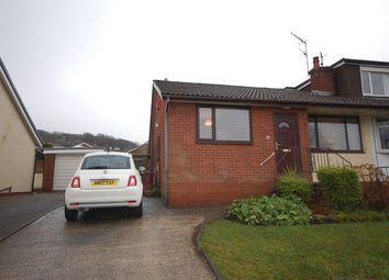 Thumbnail 2 bed semi-detached bungalow for sale in Ernlouen Close, Blackburn