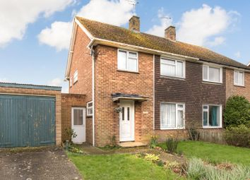 Thumbnail 3 bed semi-detached house for sale in Crown Gardens, Canterbury