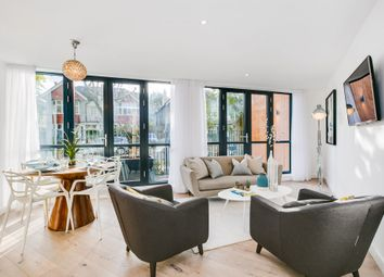 Thumbnail 2 bed flat for sale in 22 Park Road, London