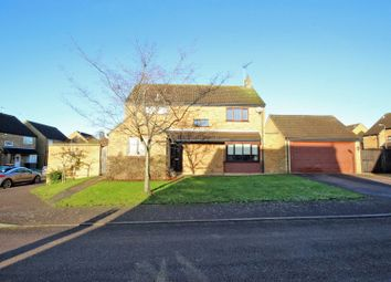 Thumbnail 6 bed detached house for sale in Brittons Close, Sharnbrook, Bedford