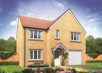 "Thumbnail 5 bed detached house for sale in ""The Warwick"" at Wilbury Close, Coate, Swindon"